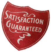 Satisfaction Guaranteed